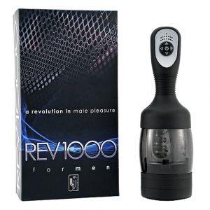 REV1000 Rotating Male Vibrators