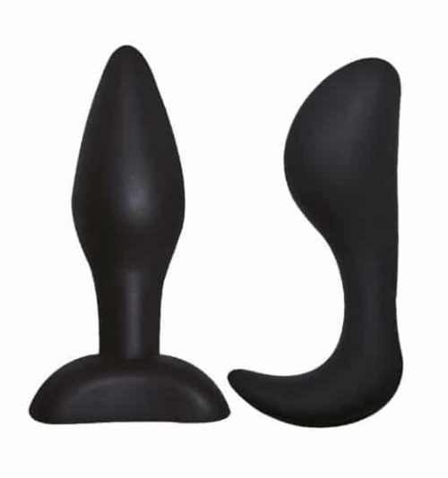 Silicone Butt Plug Set