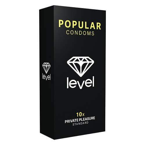 N11328 Level Popular Condoms 10pack 1
