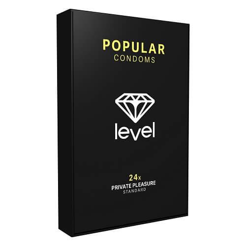 N11329 Level Popular Condoms 24pack 1