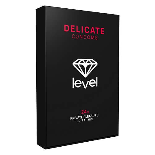 N11332 Level Delicate Condoms 24pack 1