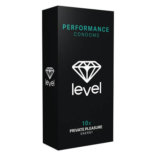 N11334 Level Performance Condoms 10pack 1